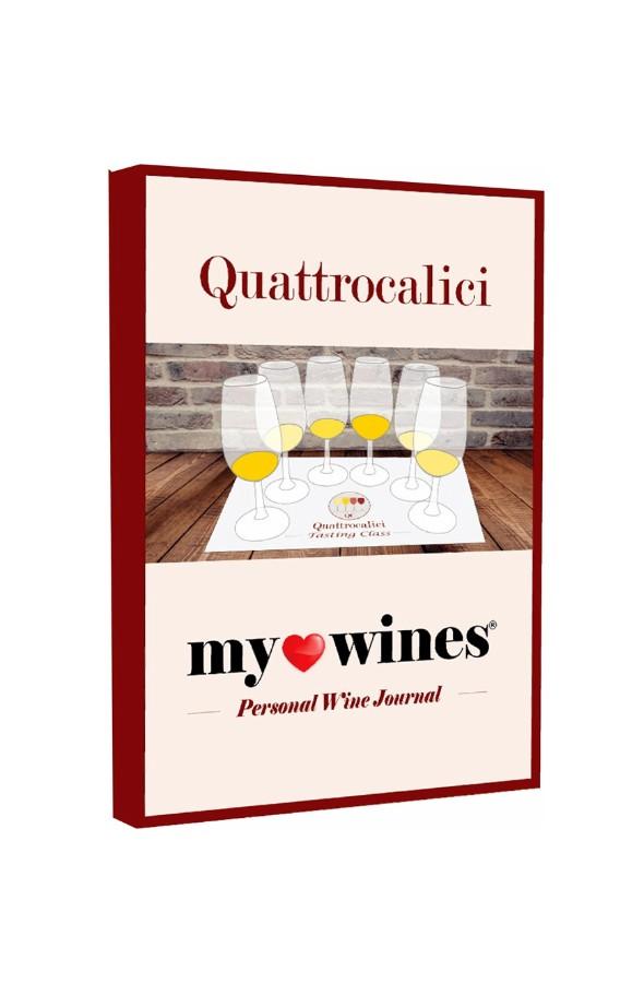 my-wines quaderno degustazione vini